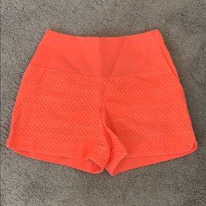 Anthropologie High Waste Shorts